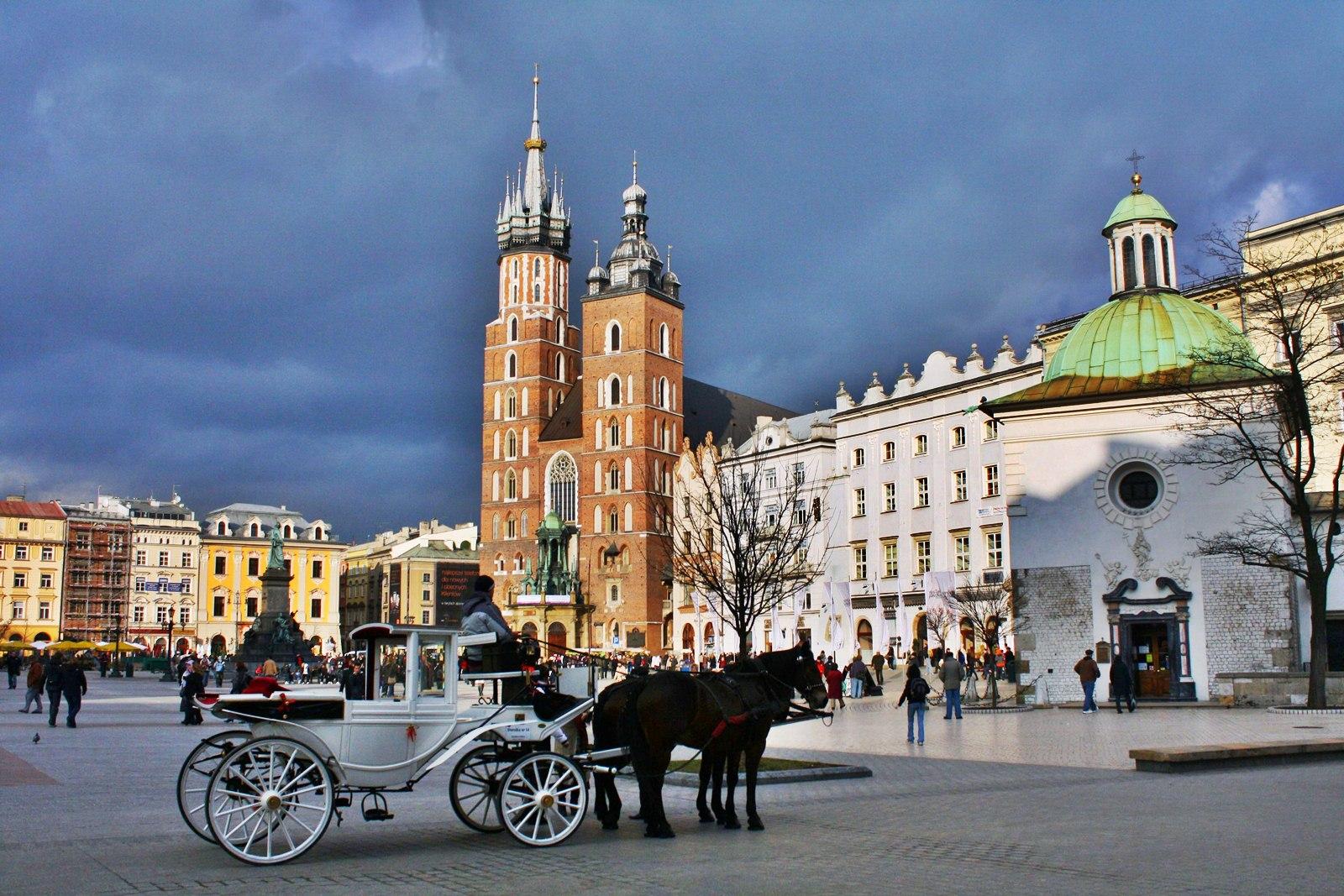 Краков — Википедия